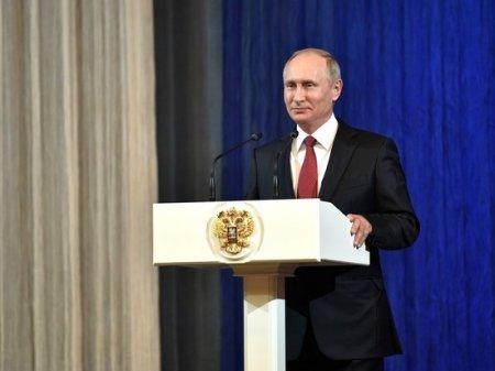 Putin öz maaşının 10 faizini kəsdi