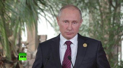 Putin ABŞ-ın Rusiya KİV-nə qarşı hücumuna əkshücumla cavab veriləcəyini  vəd edib
