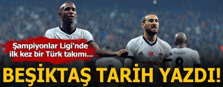 """Türk komandası """"Beşiktaş""""  Çempionlar Liqasında"""