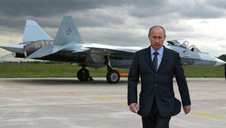 Putin Xmeimimdə tikilən Rusiya bazasına baş çəkib