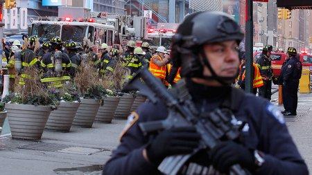 Polis Nyu-Yorkda partlayış törədənin kimliyi haqda məlumat verib
