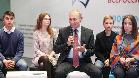 Putin prezidentliyə namizədlərin çox olmasını şərh edib