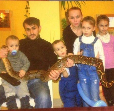Tver vilayətində yaşayan çoxuşaqlı azərbaycanlı ailəsinin  yardıma ehtiyacı var