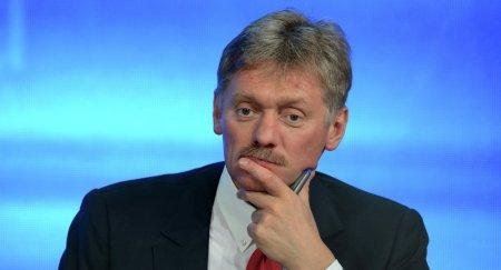 Peskov Putinin Kemerovoya getməsi xəbərini təkzib etdi