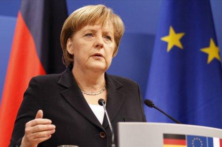 Merkel yaxında Putinlə görüşəcəyini  anons etdi