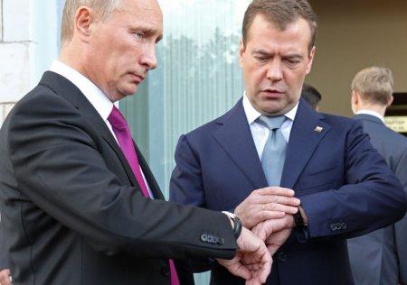Putin  ənənəni pozmadı- namizədi Medvedev oldu