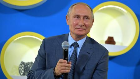 Putinin uşaqlıqda könlündən prezident olmaq keçməyib