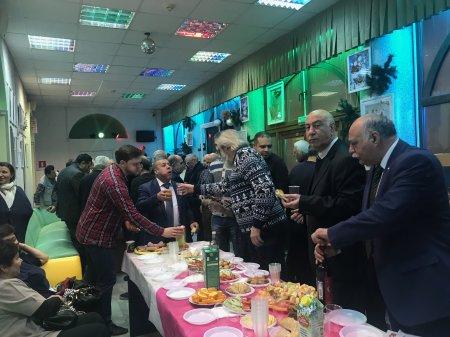 Mərhum rejissorumuz Mərdan  Feyzullayevin 60 illiyi ilə əlaqədar anım mərasimindən