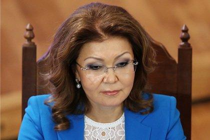 Nazarbayevin qızı Qazağıstan senatının spikeri oldu