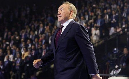 Qazağıstan prezidenti Nursultan Nazarbayev istefa verdi