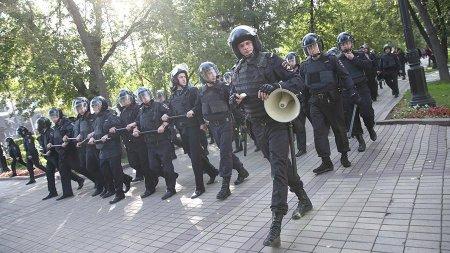 Moskvadakı icazəsiz mitinqdə 600 nəfər saxlanılıb