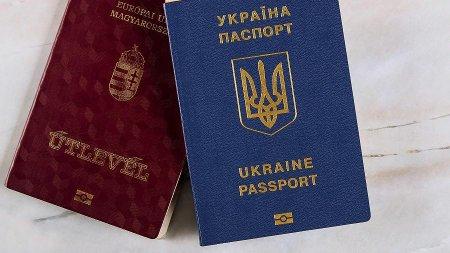 Macarıstan ukraynalılara verdiyi  pasportunu  geri alır