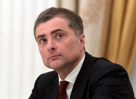 Putinin köməkçisi Surkov dövlət qulluğundan istefa verdi