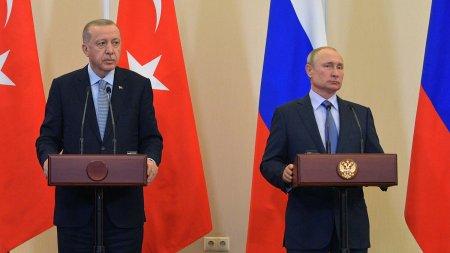 Putin Ərdoğanla anlaşmadan danışdı