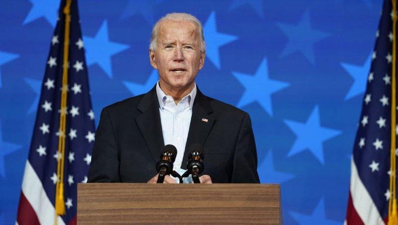 SON DAKİKA… Joe Biden'dan yeni açıklamalar!