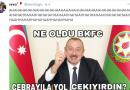 """Türkiyənin  """"Survivor 2021"""" yarışması tərəfdarından  İlham Əliyevin təbiriylə """"Ne oldu BKFC"""" statusu"""