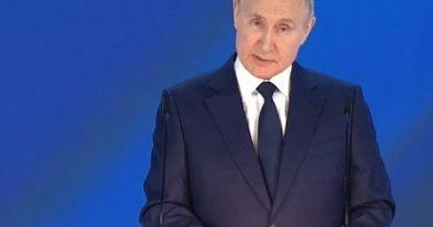 Владимир Путин сравнил Россию с тигром Шер-ханом